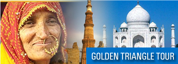 Golden triangle tour operator, Golden triangle with Rajasthan